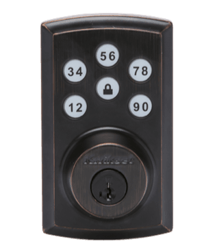 Vivint Keyless Entry Door Lock