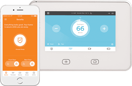 Vivint Skycontrol Panel Amp Smart Home App