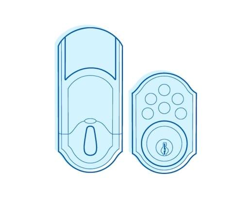 ADT Keyless Entry | Smart Locks, Fobs & Keypads | 855-999-2869