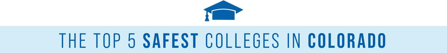 safest college campuses TX header